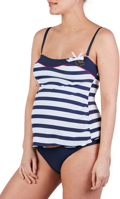 Cache Coeur Marina Tankini Maternity Swimsuit