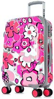 Olympia Blossom II 21-Inch Hardside Spinner Carry-On