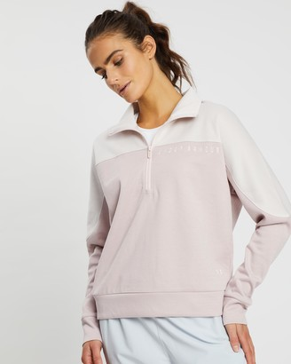 Under Armour Athlete Recovery Knit 1/2 Zip
