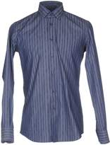 Del Siena Denim shirts - Item 42597610