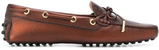 Tod's Gommino lace-up loafers