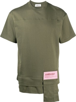 Ambush patch pocket T-shirt