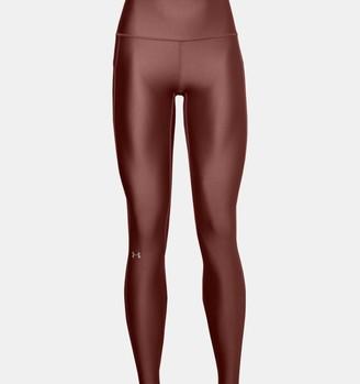 Under Armour Women's HeatGear Armour Hi-Rise Leggings