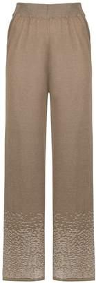 M·A·C Mara Mac knit palazzo pants