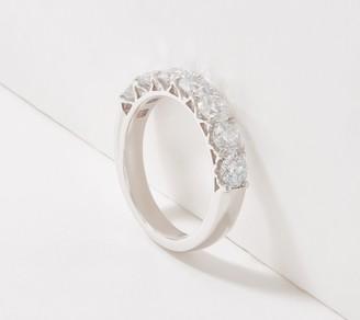 Fire Light Lab Grown Diamond 14K Gold 7-Stone Ring, 2.00cttw