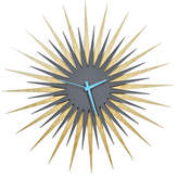 Langley Street Montgomery Oversized Wall Clock