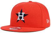 New Era Houston Astros 2 Tone Link Cooperstown 9FIFTY Snapback Cap