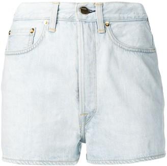 Golden Goose Slim-Fit Denim Shorts