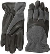 Timberland GL360034 Melton Wool Deerskin Glove