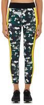 NO KA 'OI No Ka'Oi Women's Kaua Camouflage-Striped Microfiber Leggings