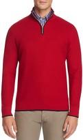 Tailorbyrd Emmons Half-Zip Sweater
