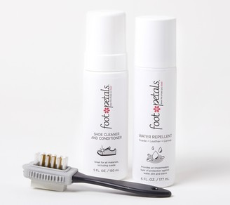 Foot Petals Suede and Nubuck Shoe Care Kit