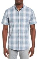 Hurley Men's Steinbeck Dri-Fit Plaid Shirt