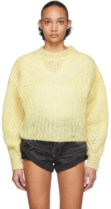 Isabel Marant Yellow Inko Sweater