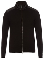 Belstaff Kelby Zip-through Wool Cardigan