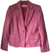 Cacharel Pink Cotton Jacket for Women