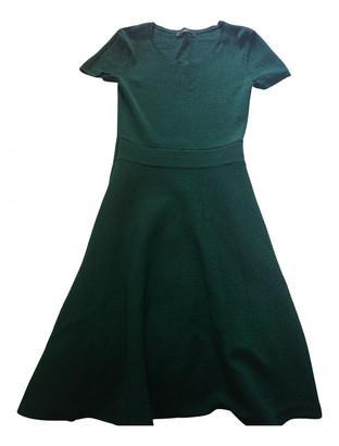 SET Green Dress for Women