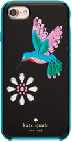 Kate Spade Jeweled Hummingbird iPhone 7 Case