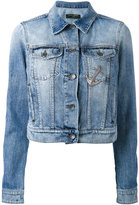Dolce & Gabbana denim jacket - women - Cotton - 48