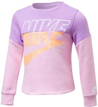 Nike Girls Futura Sweatshirt