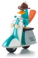 Hallmark Agent P Saves The Day! - Disney Phineas and Ferb 2013 Ornament