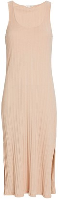 Skin Rozlyn Rib Knit Tank Dress