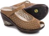 Jambu Journey Encore Wedge Shoes - Nubuck (For Women)