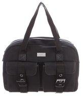 Gucci Canvas Pocket Bowling Bag