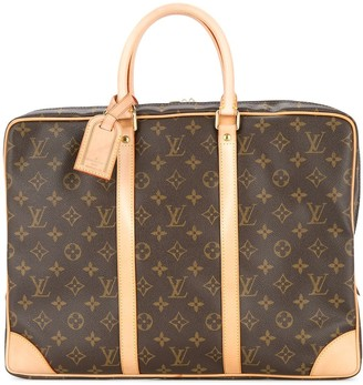 Louis Vuitton pre-owned Porte Documents Voyage monogram business bag