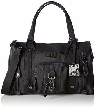 Sansibar B-927 SA 01 Women's Handbag 40 x 24 x 15 cm (W x H x D) Black Size: 40x24x15