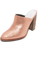 Freda Salvador Luna High Heel Mules