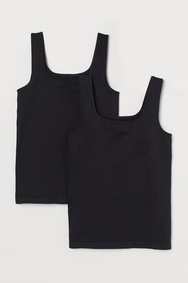 H&M 2-pack Sports Tank Tops