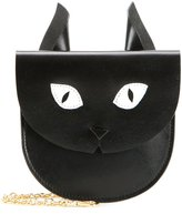 Muveil cat coin purse - women - Leather - One Size