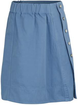 Acne Studios Buttoned short skirt