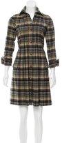 Diane von Furstenberg Thorne Wool Dress