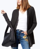 INC International Concepts Open-Front Completer Cardigan, Created for Macy's