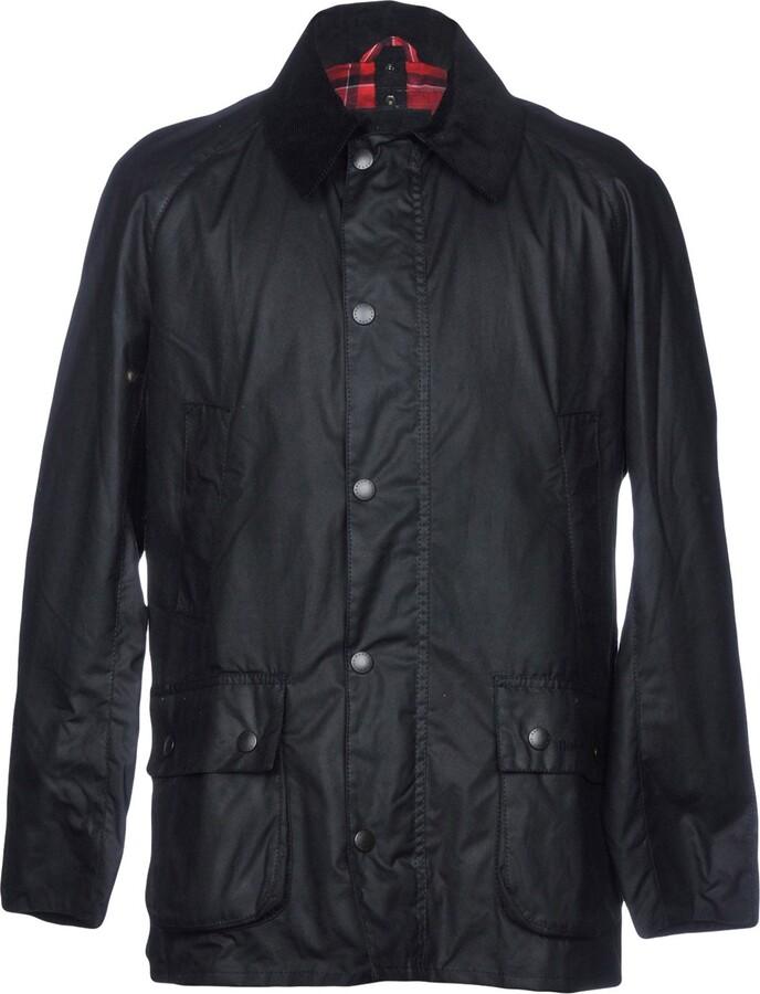Barbour Overcoats