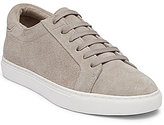 Kenneth Cole New York Kam Suede Lace-Up Flat Sneakers