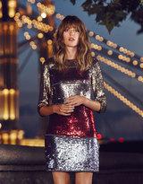 Monsoon Crystal Embellished Dress