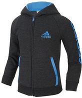 adidas Boys 2-7 Warm Up Hooded Jacket