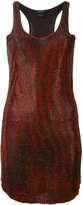 Avant Toi embellished tank top - women - Viscose - S