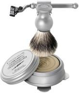 Czech & Speake Oxford & Cambridge Shave Set And Stand