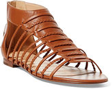 Polo Ralph Lauren Jadine Nappa Leather Sandal