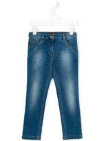 Dolce & Gabbana regular jeans - kids - Cotton/Spandex/Elastane - 6 yrs