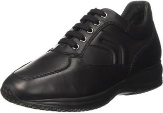 Geox Men's U Happy Art. H Low-Top Sneakers