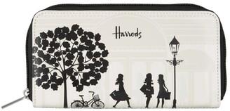 Harrods Knightsbridge Storefront Long Wallet