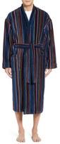 Majestic International Men's Terry Cotton Robe