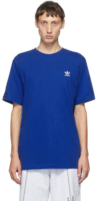 adidas Blue Trefoil Essentials T-Shirt