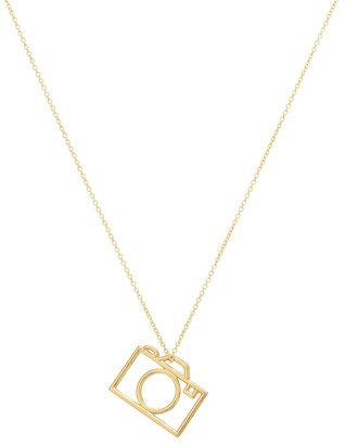 ALIITA Camara Pura 9kt gold necklace