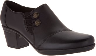 Clarks Collection Leather Shooties - Emslie Warren